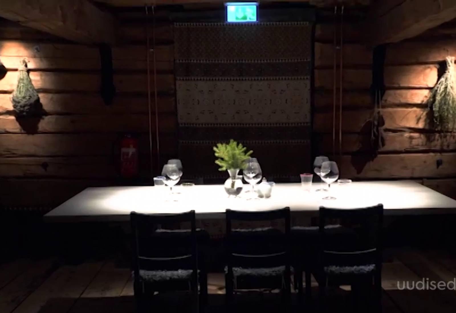 Video! Vaata, millisesse Rootsis asuvasse restorani jõudmiseks peab tõsiselt pingutama