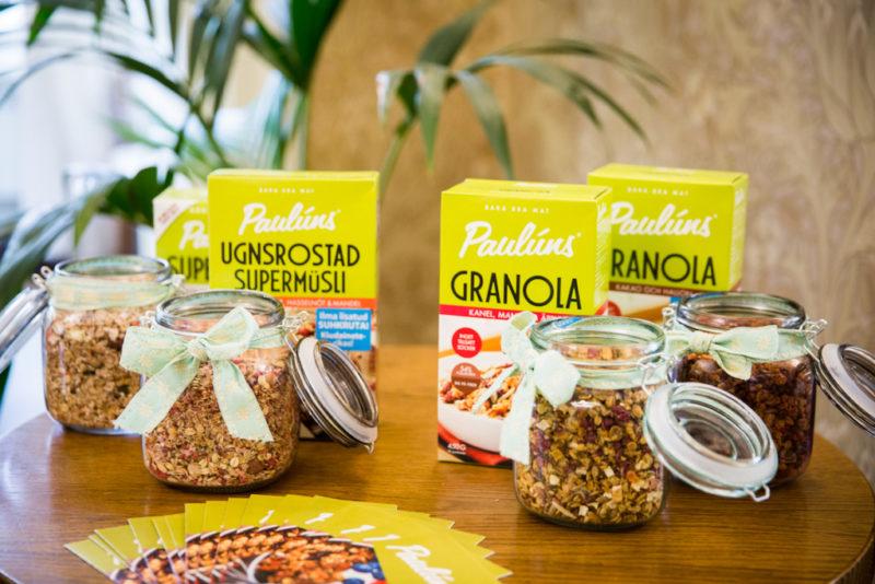 Rootsi tuntuima toiduguru Fredrik Pauluni tervisemüslid jõuavad Eestisse