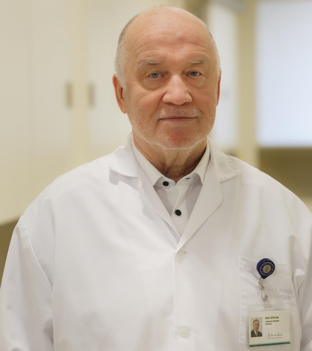 ARVAMUS! Ralf Allikvee: minu hinnangul on Eestile lähitulevikus optimaalne kolm suurt haiglat