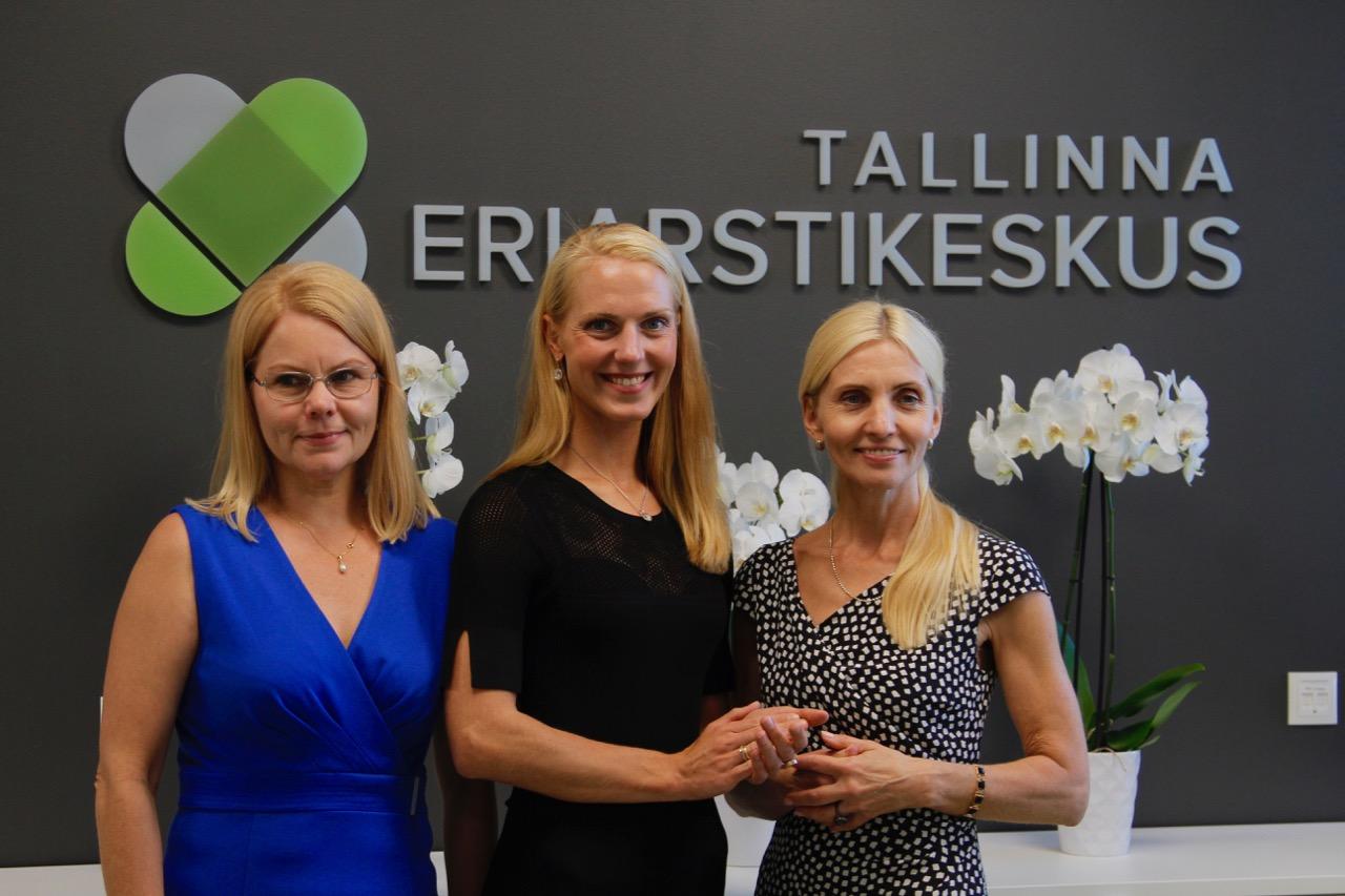 FOTOD! Lasnamäe Tervisemajas alustab tööd uus erakliinik Tallinna Eriarstikeskus