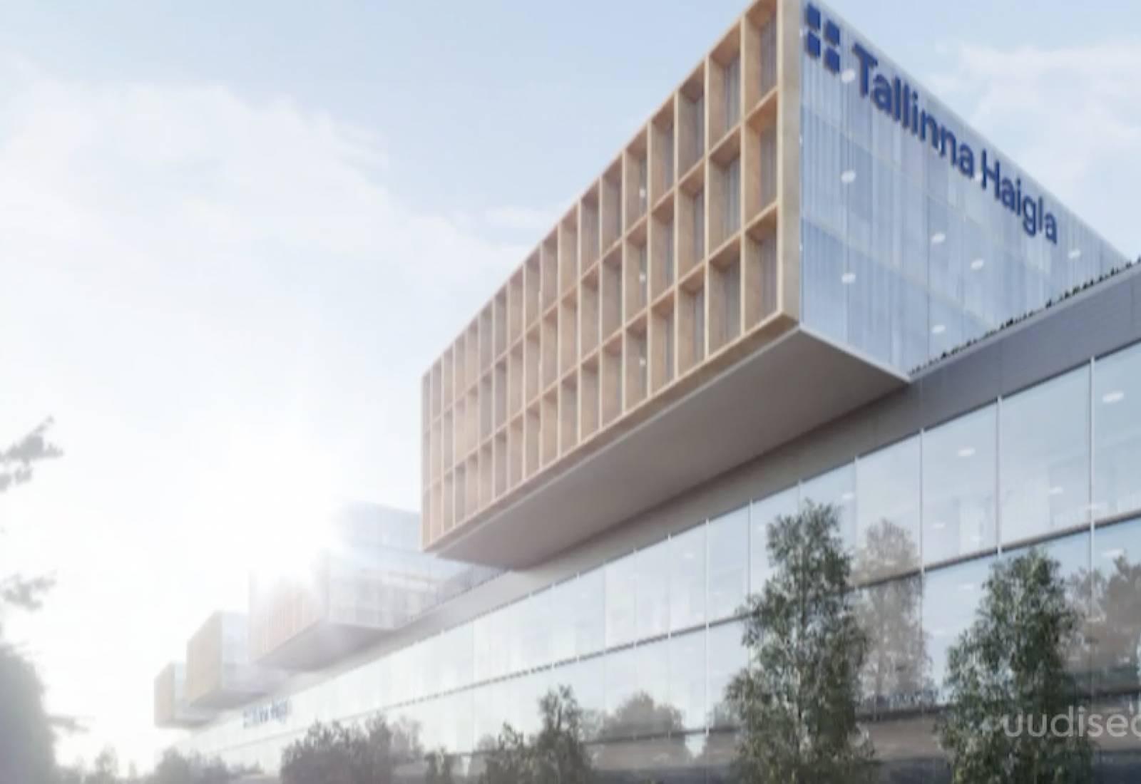 VIDEO! 2025. aastaks kerkib Lasnamäele Eesti modernseim superhaigla