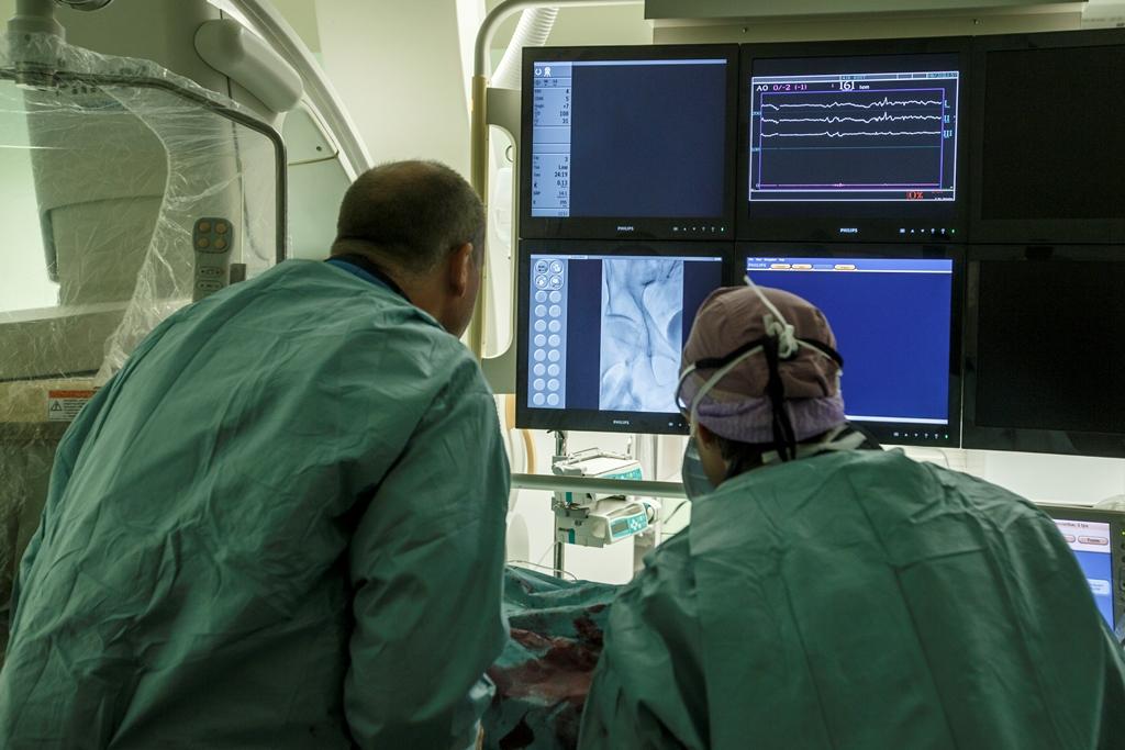 Ida-Tallinna Keskhaiglas toimub sel nädalal rahvusvaheline veresoontekirurgia seminar