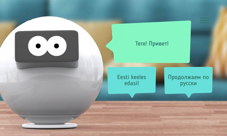 Täna käivituv suhtlusrobot Abot abistab stressi, unetuse ja üksinduse puhul