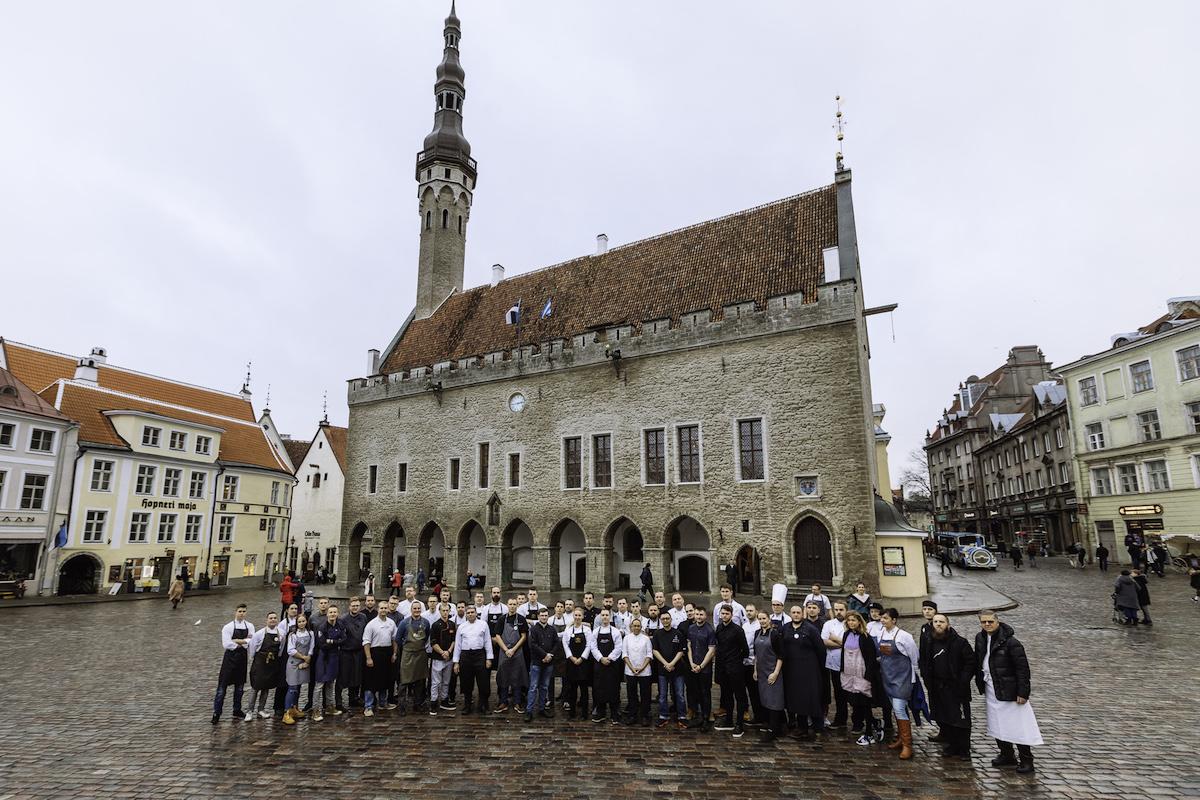 Tallinna restoranide nädalast võttis osa 16 000 inimest