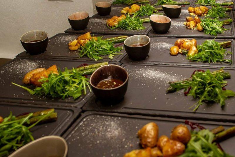 Kristiines avati Peruu peakokaga restoran