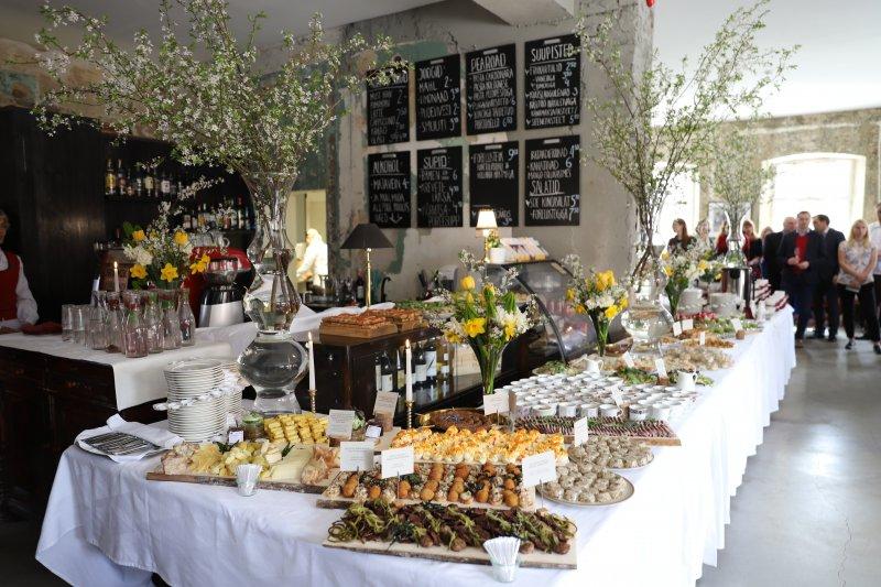 Vana-Võromaa maitsete aasta avamine. Foto Kertu Kärk