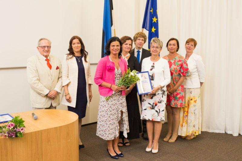 FOTOD! Sotsiaalministeeriumis tunnustati beebisõbralikke haiglaid