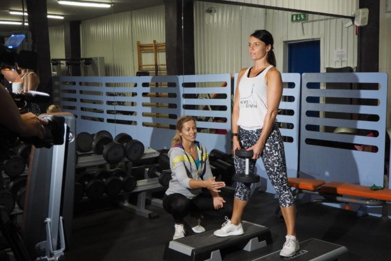 """VAATA KORDUST! Janika Koch-Mäe rääkis """"Terves tervises"""", kuidas fitnessivormiga algust teha"""