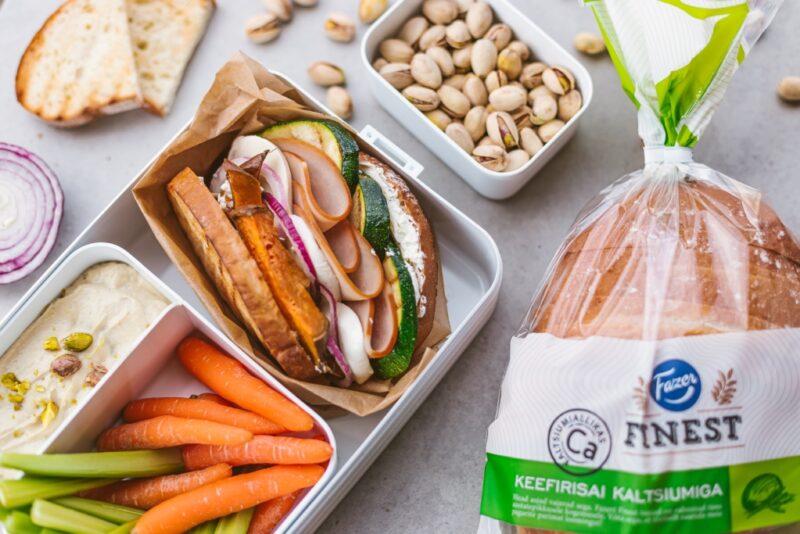 Võileivaretseptid: lihtne ja tervislik lõuna nii väikestele kui ka suurtele
