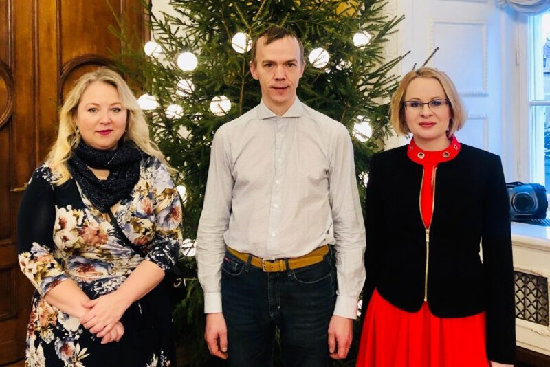 Eesti peakokad käivad koolides lastele söögi valmistamist õpetamas