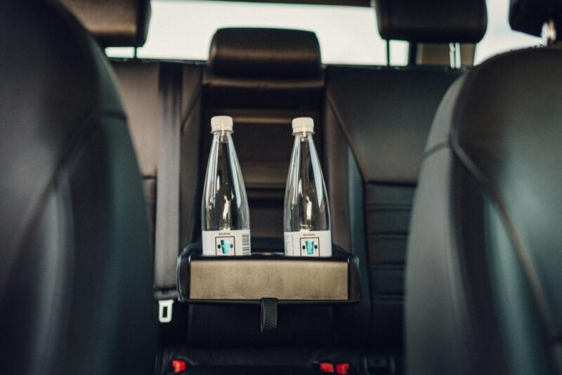Novembris jagasid taksod tasuta kokku 10 000 pudelit vett