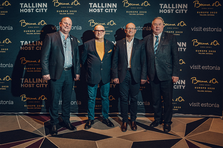 Bocuse d'Or Euroopa finaal toob Tallinnasse meisterkokad 20 riigist