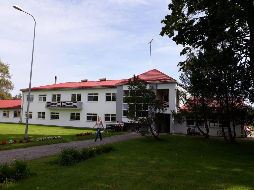 PALUN ANNAME ENDAST PARIMA I Südamekodud juht: kõik Eesti hooldekodud vajavad laustestimist