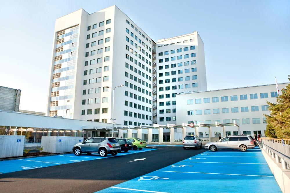 Regionaalhaigla paigaldab Mustamäe meditsiinilinnakusse mobiilse ravipinna