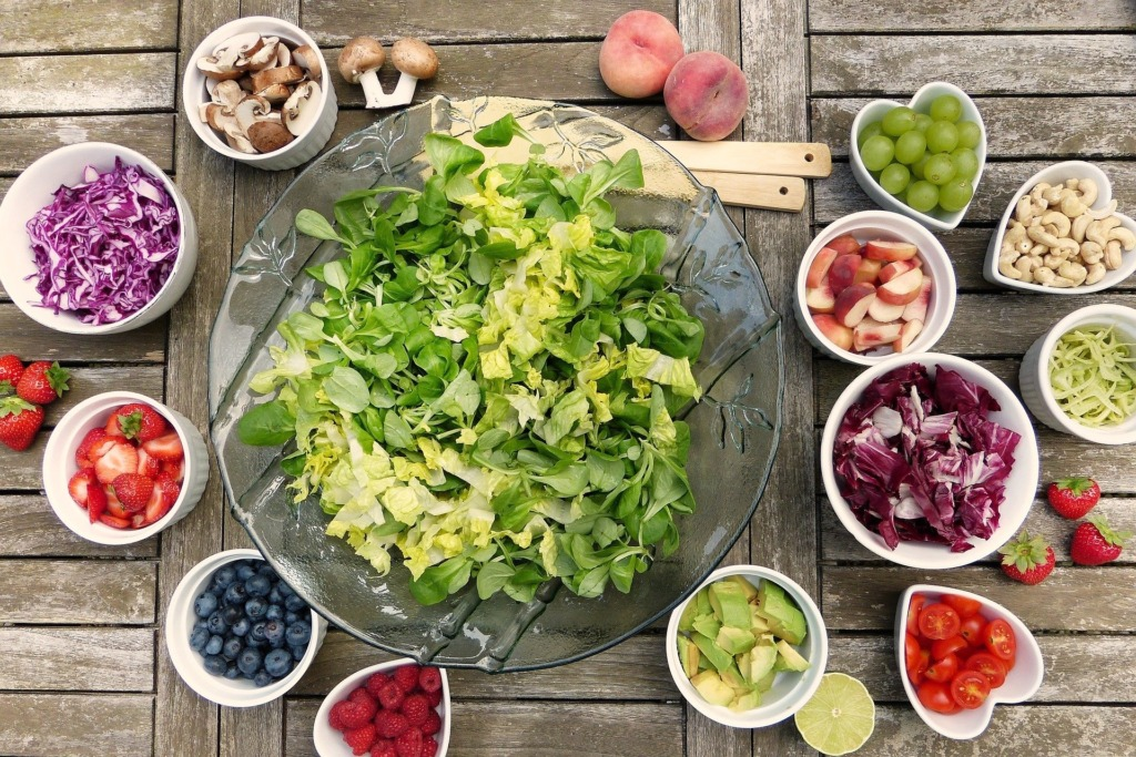 Salad.Pixabay