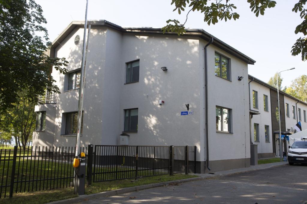 Tallinna Vaimse Tervise Keskuse tugikodu Stroomi maja (Lõime 31a) avamine