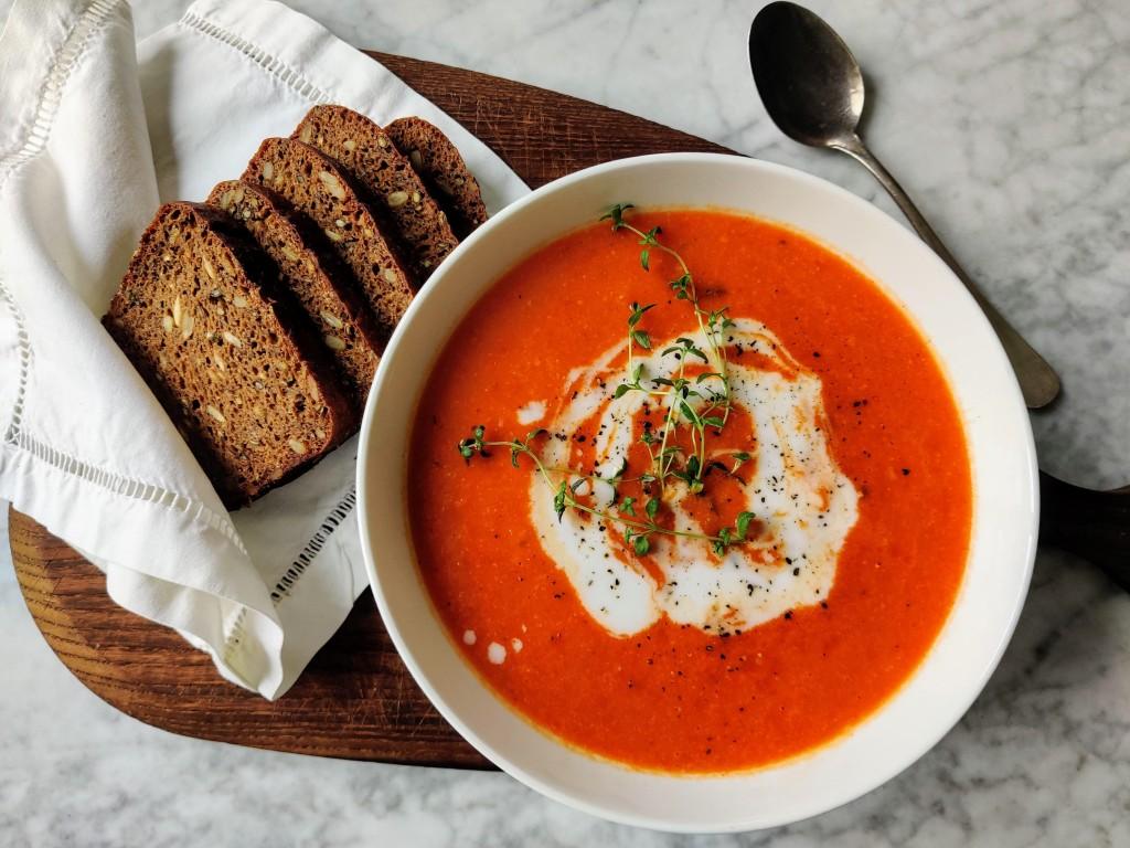 Tervislik toit Foto Katri Merisalu