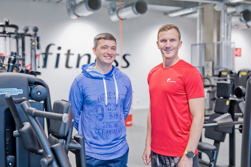 Eno-Martin Lotman ja Henri Kaljumäe (foto Ardo Kaljuvee)