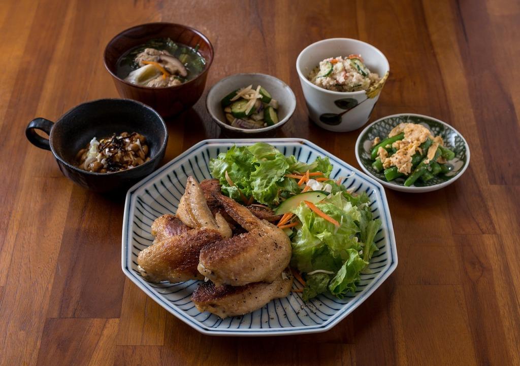 jaapani toit pixabay